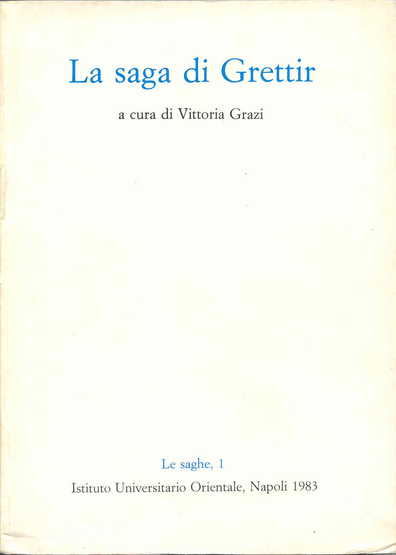 La saga di Grettir