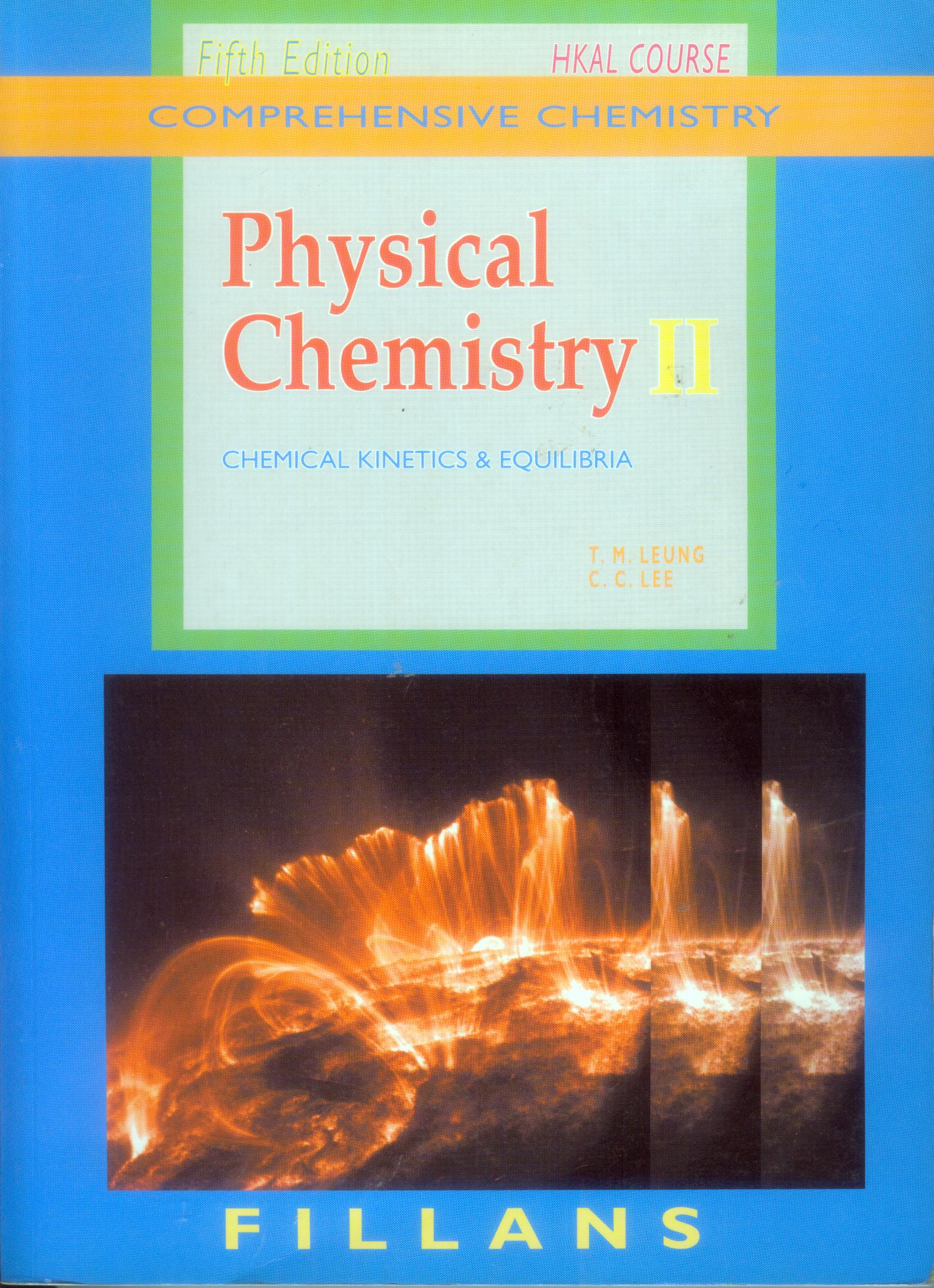 Physical Chemistry II