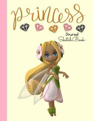 Princess Journal Sketchbook