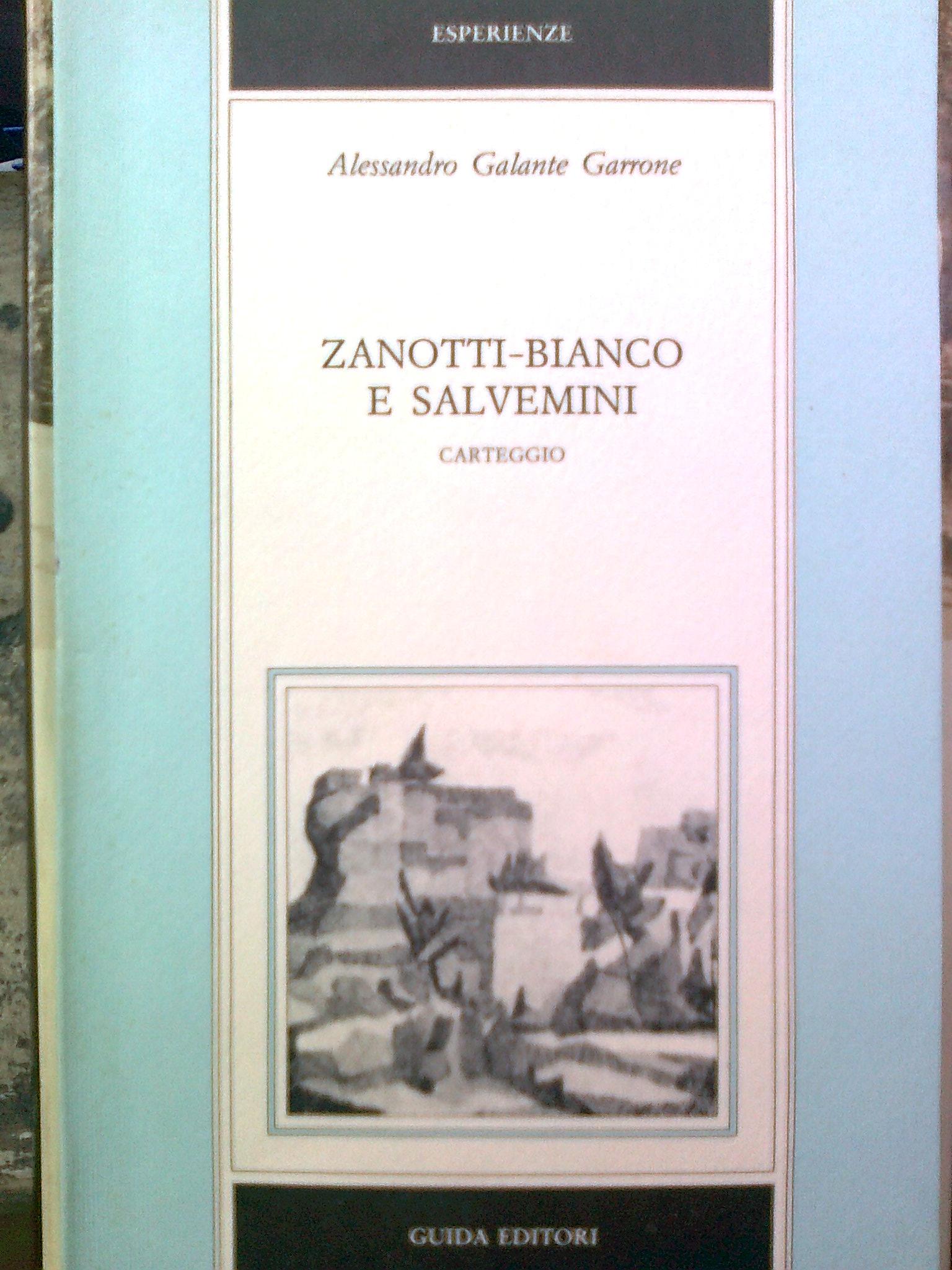 Zanotti-Bianco e Salvemini
