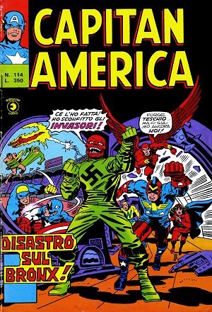 Capitan America n. 114