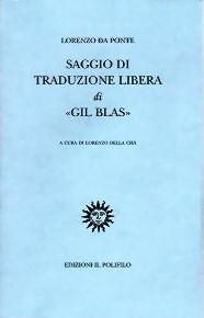 Saggio di traduzione libera di «Gil Blas»
