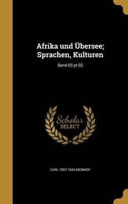 GER-AFRIKA UND UBERSEE SPRACHE