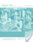Census of population and housing (2000): Missouri Summary Population and Housing Characteristics