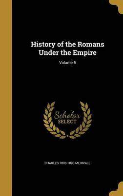 HIST OF THE ROMANS UNDER THE E