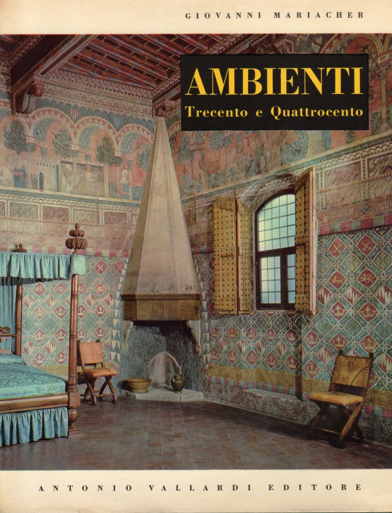 Ambienti italiani del Trecento e Quattrocento