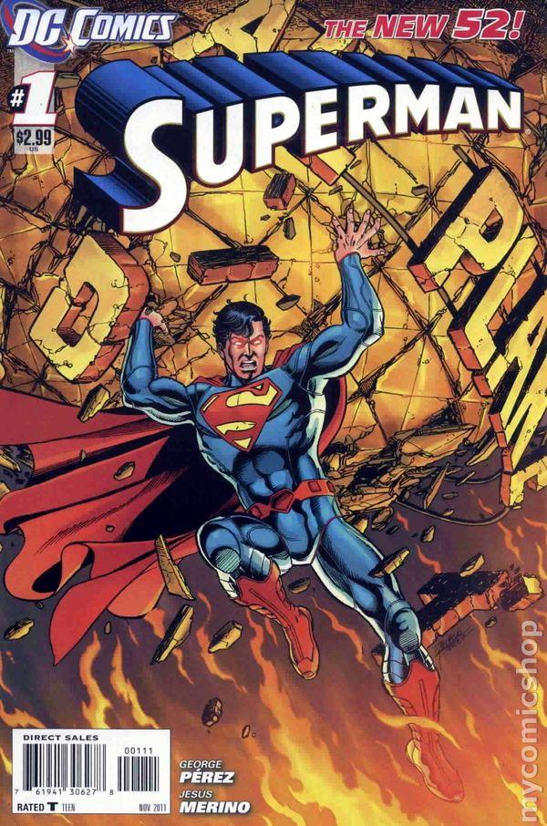 Superman Vol.3 #1