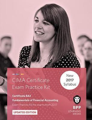 CIMA BA3 Fundamentals of Financial Accounting