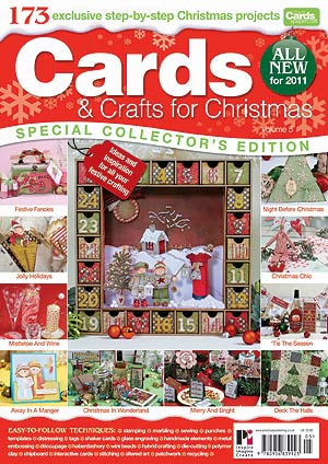 Cards and Crafts for Christmas vol. 5