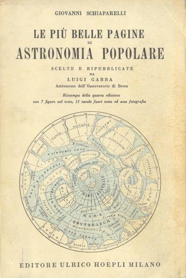 Le più belle pagine di astronomia popolare