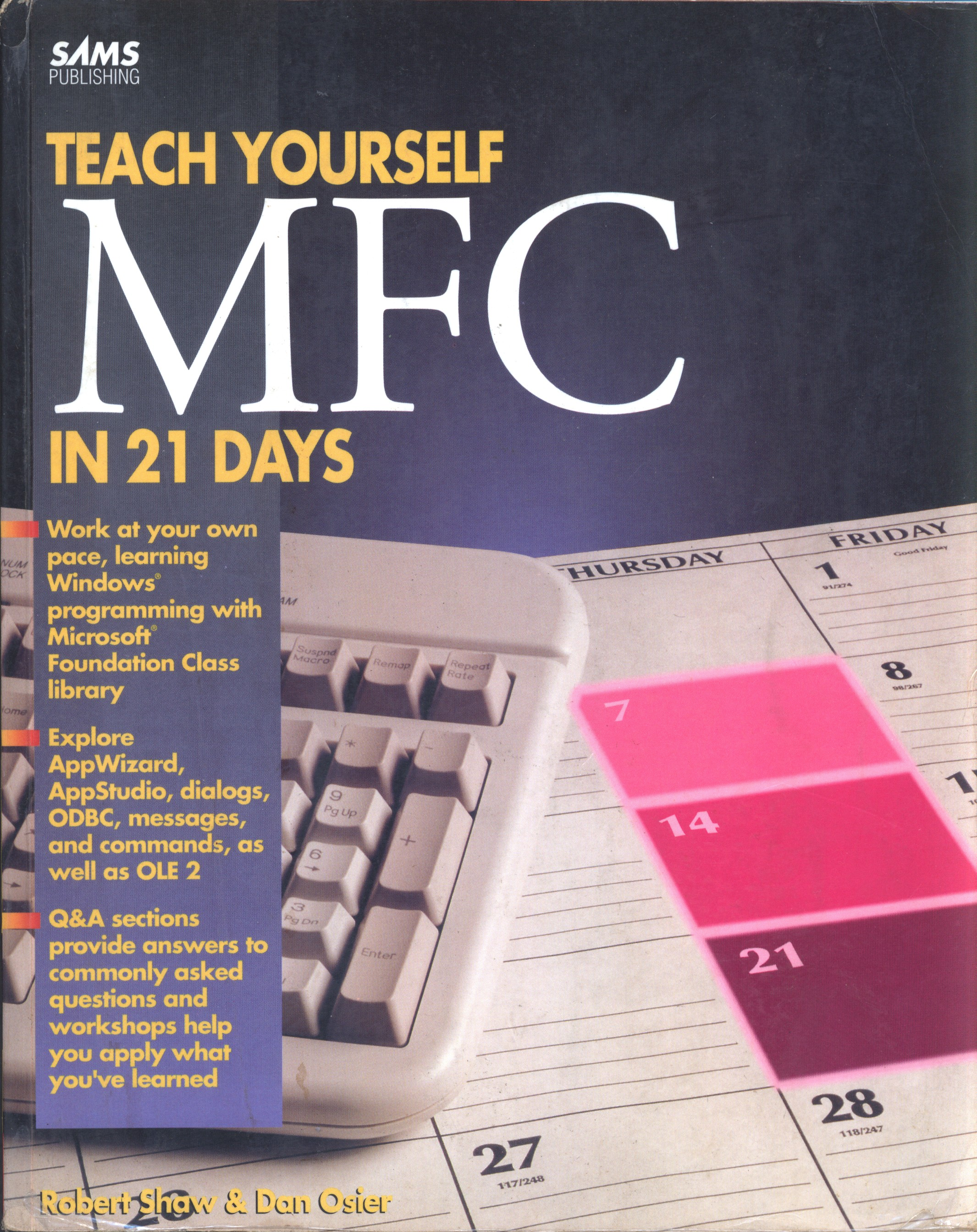 Teach yourself MFC L...