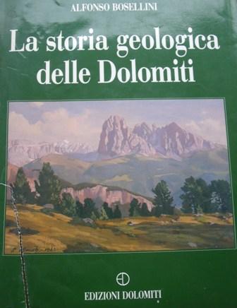 La storia geologica delle Dolomiti
