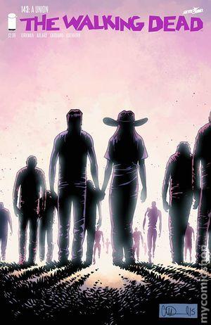 The Walking Dead #143