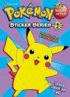 Pokemon Sticker/Poster #1