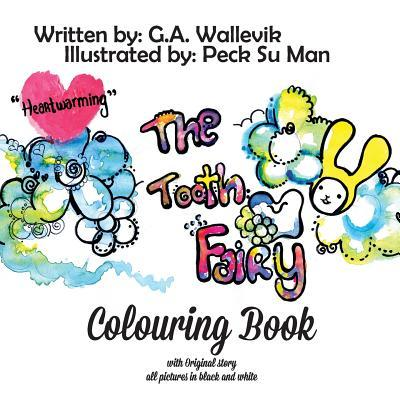 The Tooth Fairy Colouring Book