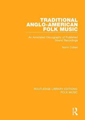 Traditional Anglo-American Folk Music