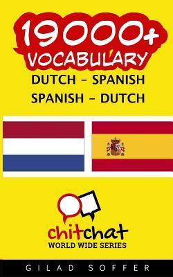 19000+ Dutch Spanish...