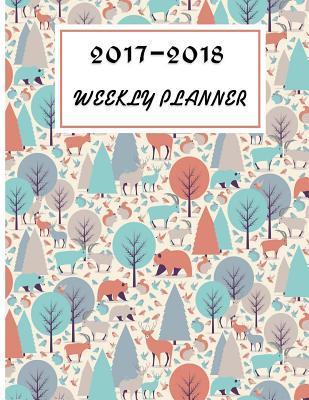 2017-2018 Weekly Planner