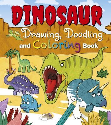 Dinosaur Drawing, Do...