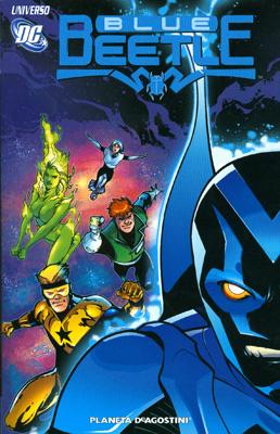 Universo DC - Blue B...