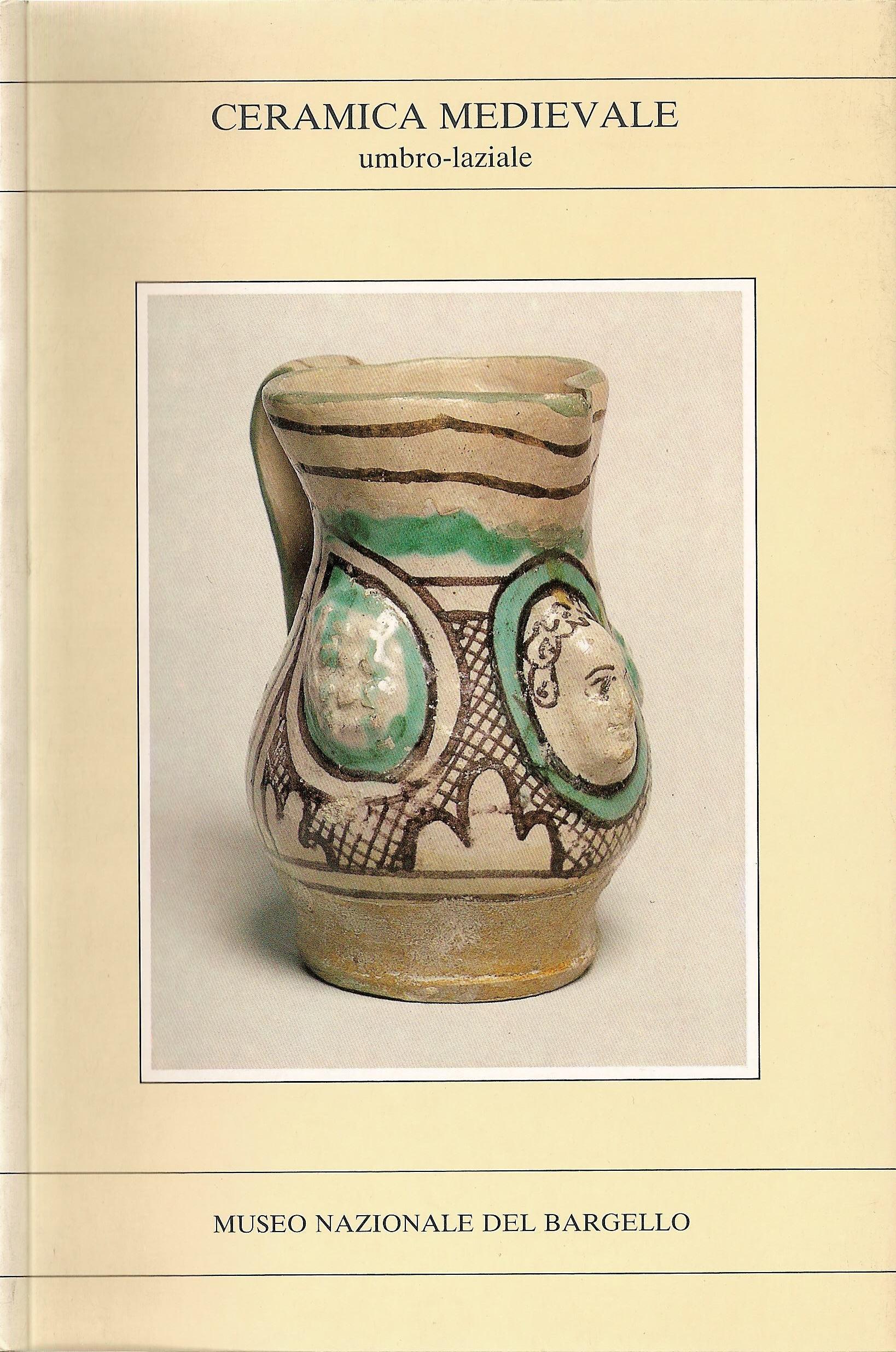 Ceramica medievale umbro-laziale
