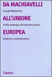 Da Machiavelli all'Unione europea