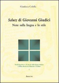 Salutz di Giovanni Giudici
