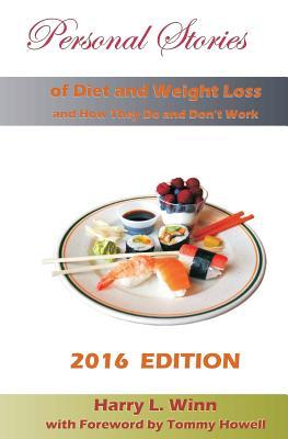 Personal Stories of Diet and Weight Loss