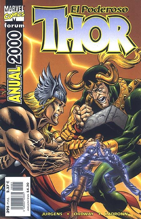 Thor Anual 2000