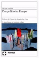 Das politische Europa