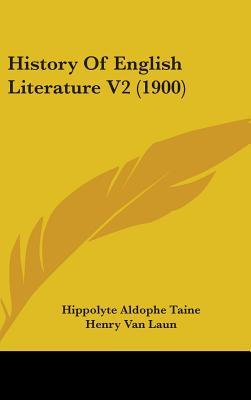 History of English Literature V2 (1900)