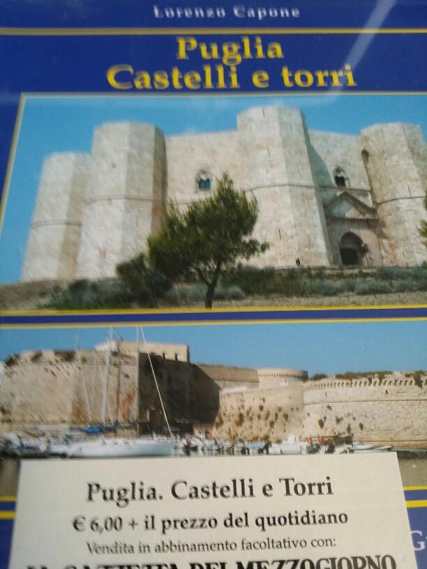 Puglia, castelli e torri