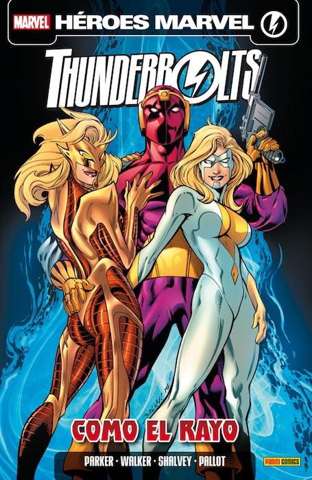 Thunderbolts Vol.3 #7 (de 7)