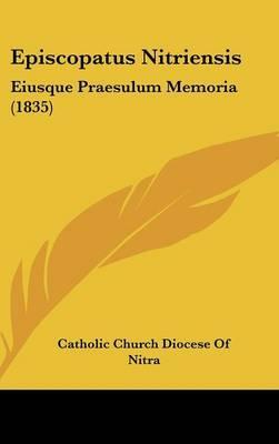 Episcopatus Nitriensis