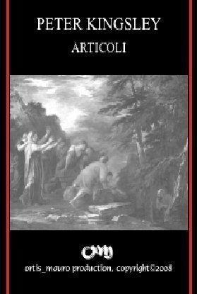 Essays/Articoli