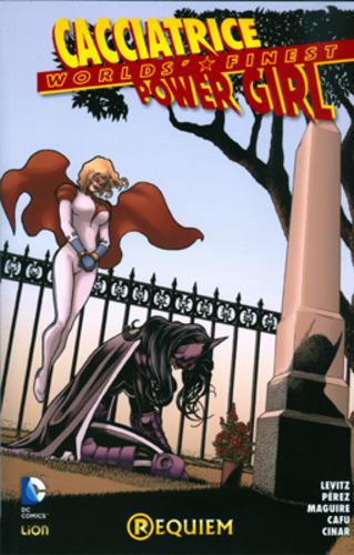 Worlds' Finest: Cacciatrice & Power Girl Vol. 2