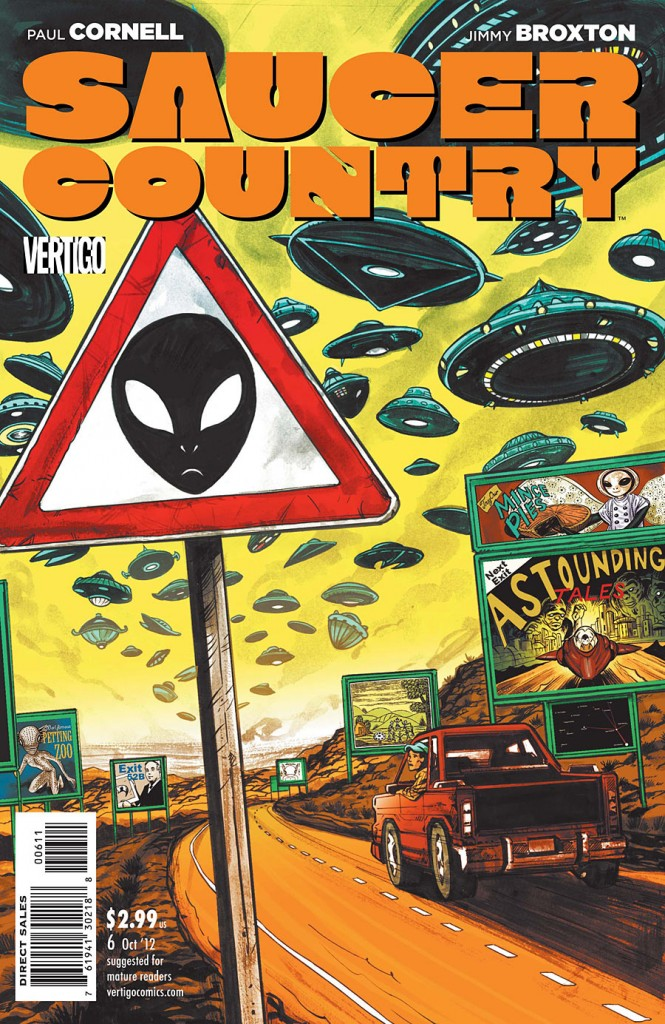 Saucer Country Vol.1 #6