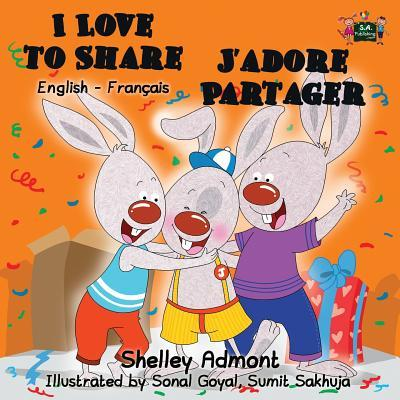 I Love to Share - J'adore Partager