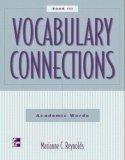 Vocabulary Connections, Book III