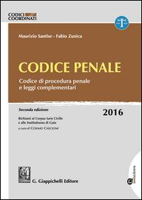 Codice penale. Codice di procedura penale e leggi complementari. Con aggiornamento online