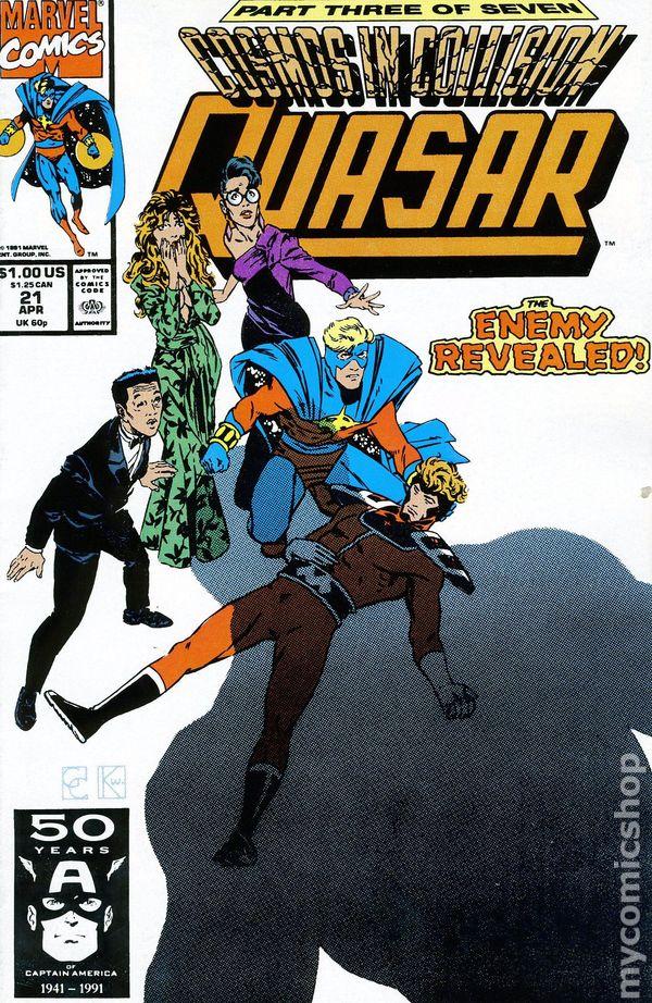 Quasar Vol.1 #21