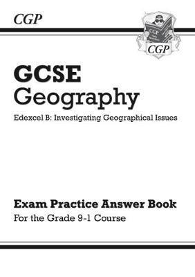 New Grade 9-1 GCSE Geography Edexcel B