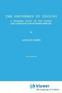 Phonemes of English
