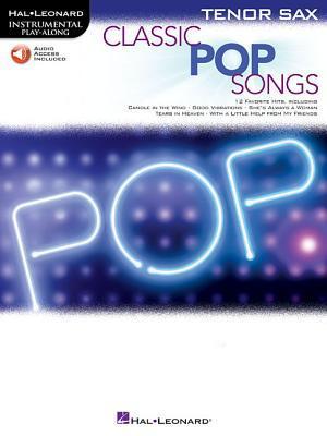Classic Pop Songs Tenor Sax