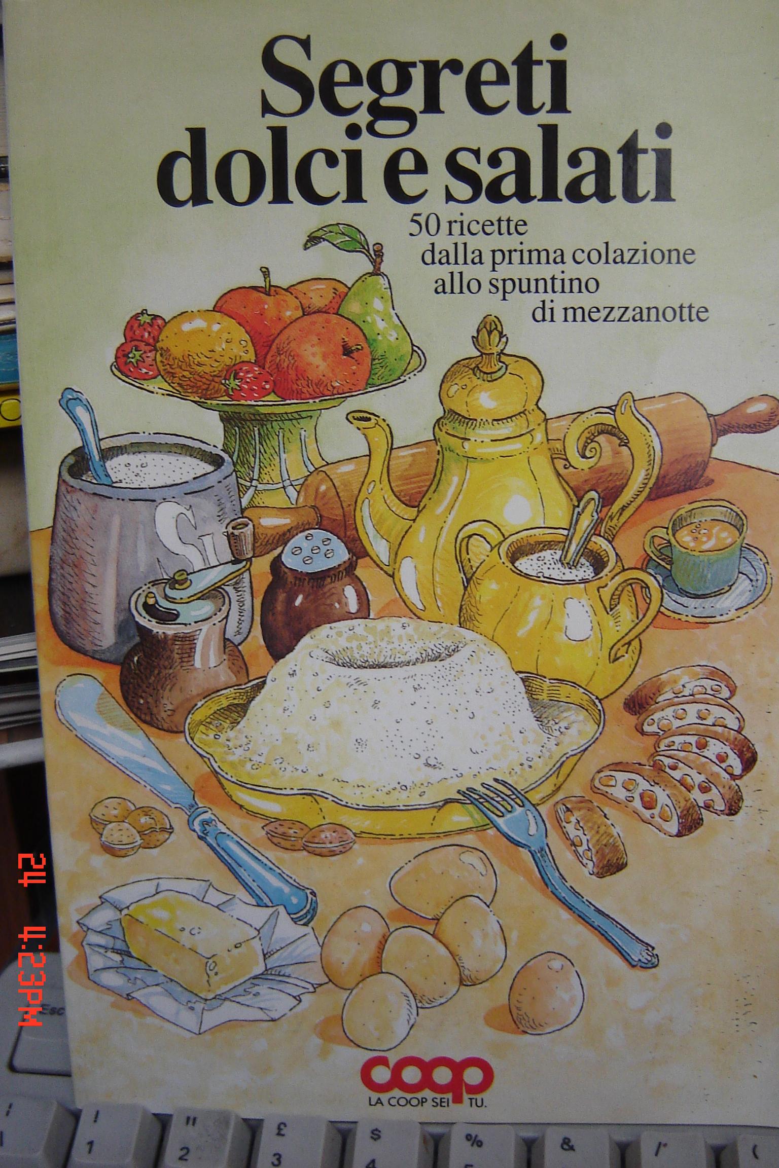 Segreti dolci e salati