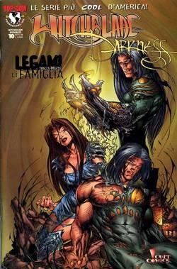 Witchblade Darkness n. 10