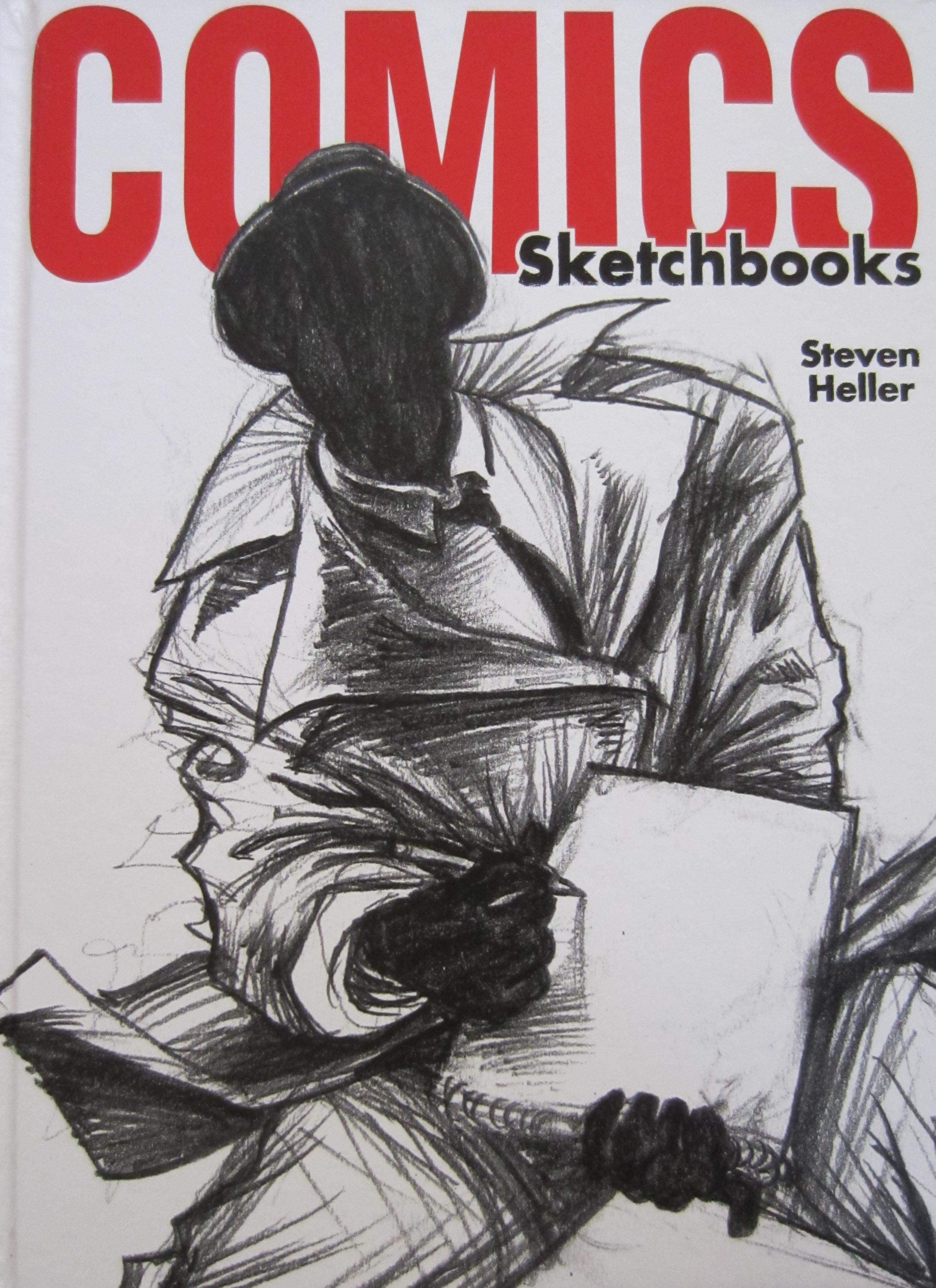 Comics Sketchbooks