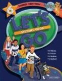 Let's Go: Student Book with CD-ROM Pack Level 6