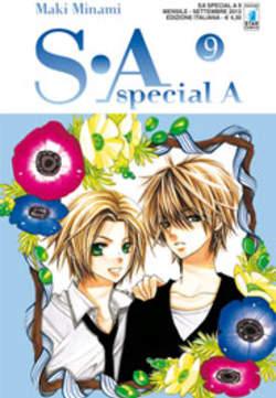 S-A Special A vol. 9
