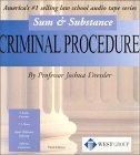 Criminal Procedure, 2001